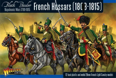 Napoleonic French Hussars (13)