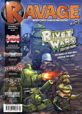 Ravage Magazine #11 (engl)