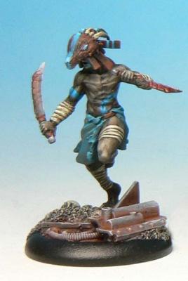 Ngobo Swift Arm (BAM)