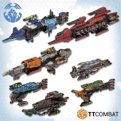 Resistance Starter Fleet