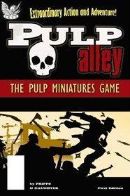 PULP ALLEY - Rulebook