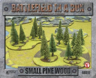 Small Pine Wood