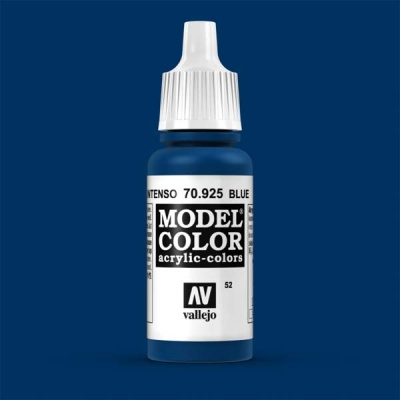 Model Color 052 Blau (Blue) (925)