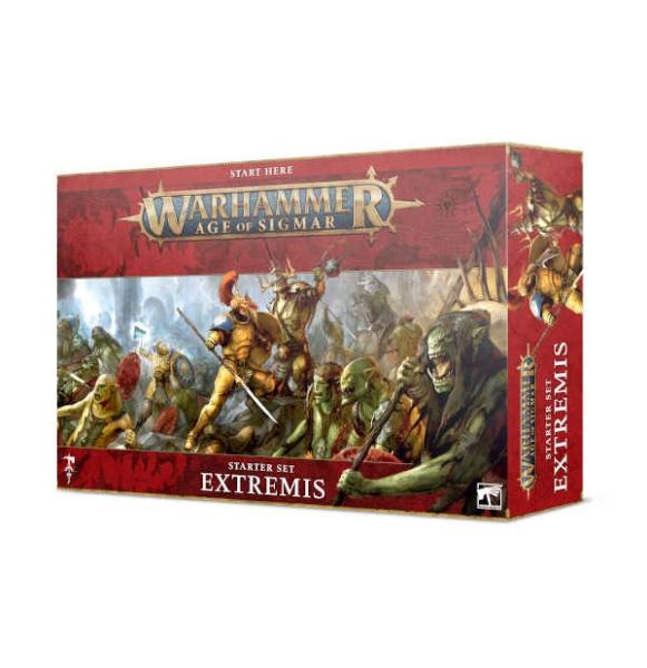 Warhammer Age of Sigmar Grundbox