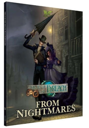 Through the Breach - From Nightmares