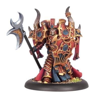 Skorne Tyrant Vorkesh Cataphract Cetrati CharUAUnit A