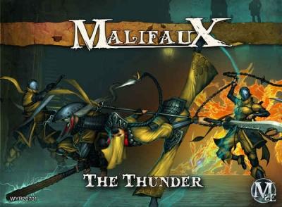 The Thunder: Misaki Crew