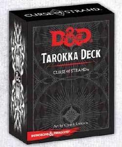D&D: Tarokka Deck (54 Cards)