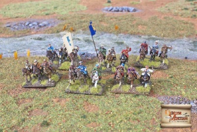 Vallachian Style Cavalry
