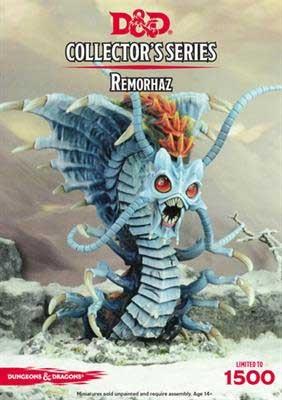 D&D: Remorhaz (1)