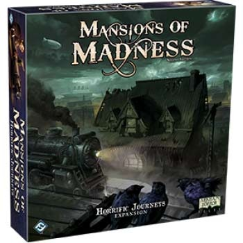 Mansions of Madness 2nd Edition: Horrific Journeys - ENG