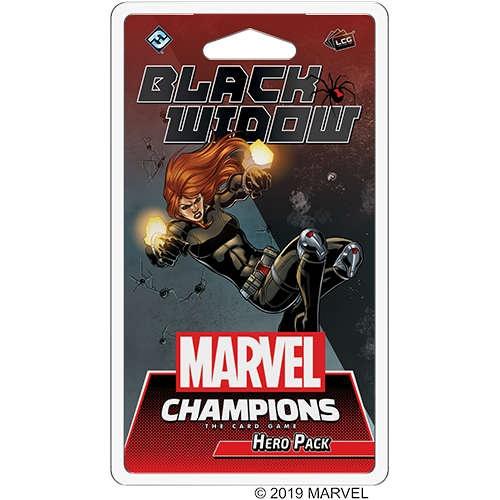Marvel Champions: Das Kartenspiel - Black Widow