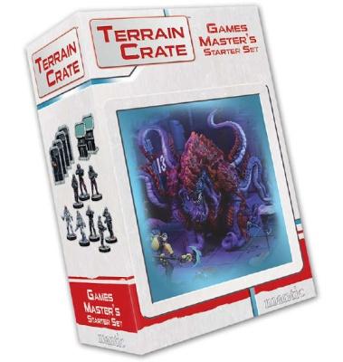TerrainCrate: GM's Sci Fi Starter Set