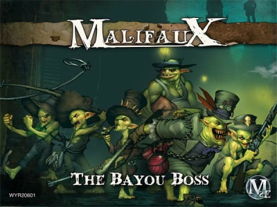 The Bayou Boss: Som'er Teeth Crew