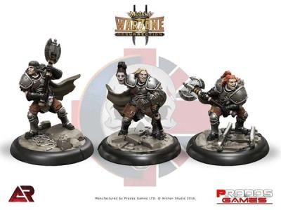 Wolfbane Support Headhunters