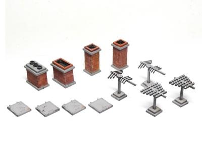 Chimneys & Antennas