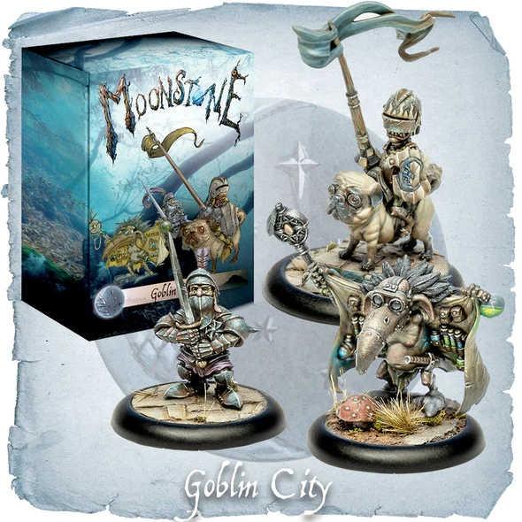 Goblin City Troupe Box