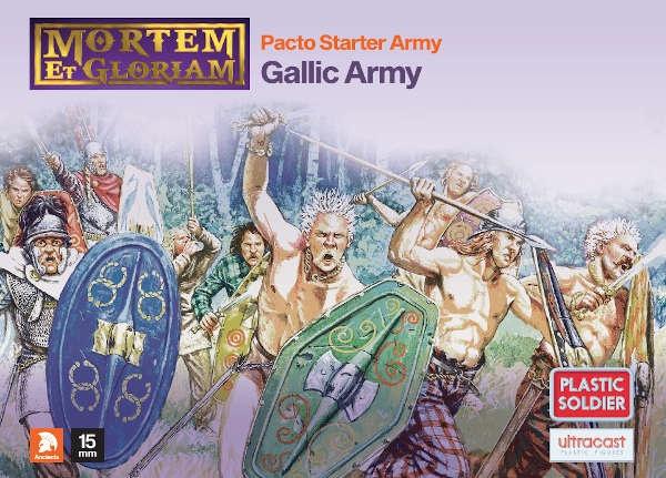 Mortem et Gloriam Gallic Pacto Starter Army