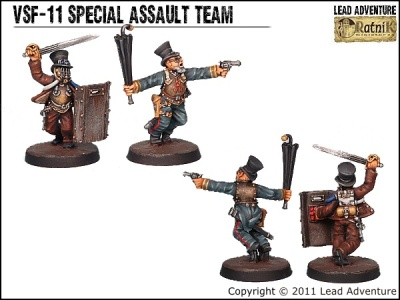 Special Assault Team (2)