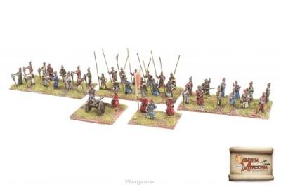 Muscovite Soldats