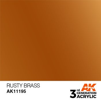 Rusty Brass 17ml