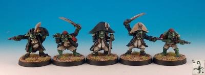 Goblin Pirates (5)