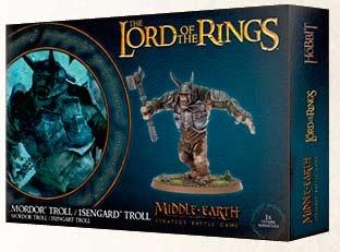 Mordor/Isengart-Troll (1)