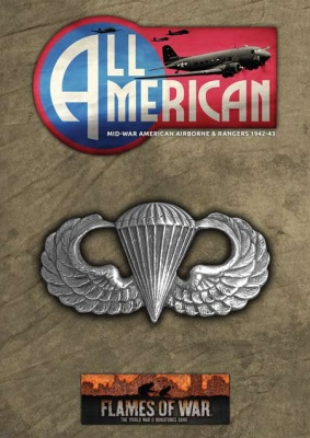 All American - Mid-War American Airborne & Rangers