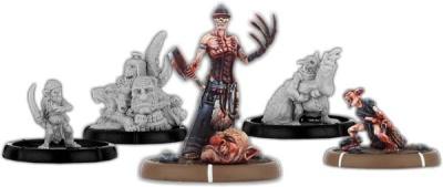Flesh-Scavengers, Flesh-Drune and Nithings Unit