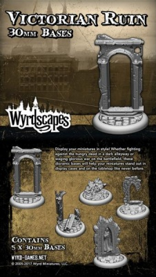 Wyrdscapes - Victorian 30MM  (5)