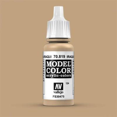 Model Color 124 Iaki Sand (Iraqui Sand) (819)
