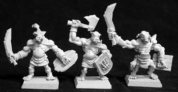 Bull Orc Fighters (6)