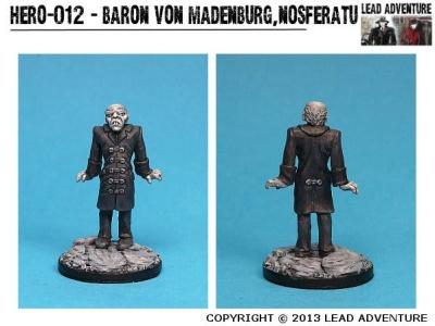 Baron von Madenburg, Nosferatu (1)