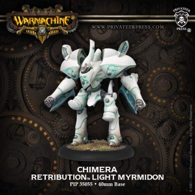 Retribution Chimera Light Myrmidon Box