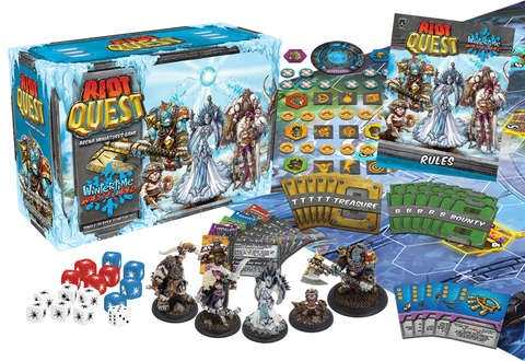 Wintertime Wasteland - Riot Quest Starter Box