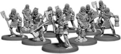 The Betrayers of Ceafor Barrow, Wihtax Unit (10)