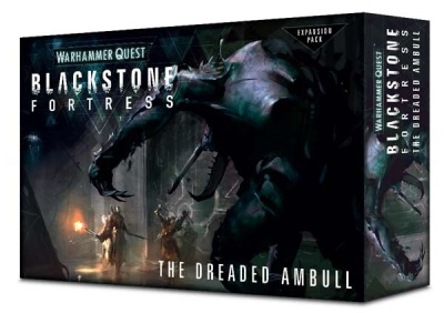 WHQ: Blackstone Fortress - The Dreaded Ambull ENGLISCH