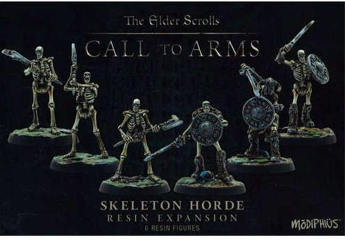 Skeleton Horde Resin Expansion
