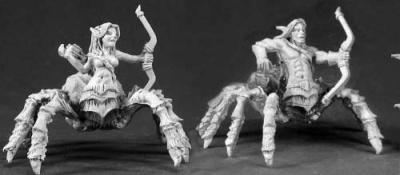 Arachnid Archers (4)