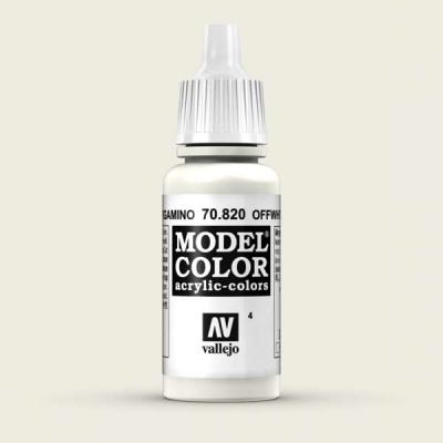 Model Color 004 Cremeweiss (Offwhite) (820)