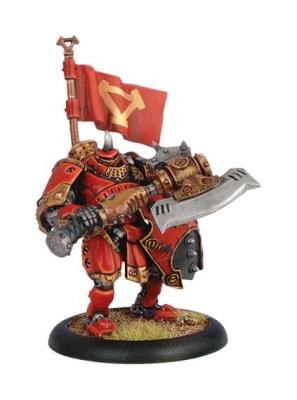 Khador Man-O-War Kovnik