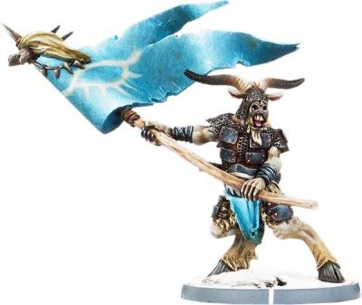 Raagar, Gul-Gabrax Skull-Bearer (OOP)