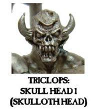 Triclops Heads #2 (3)