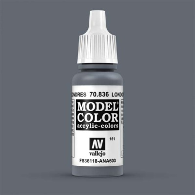 Model Color 161 London Grau (London Grey) (836)
