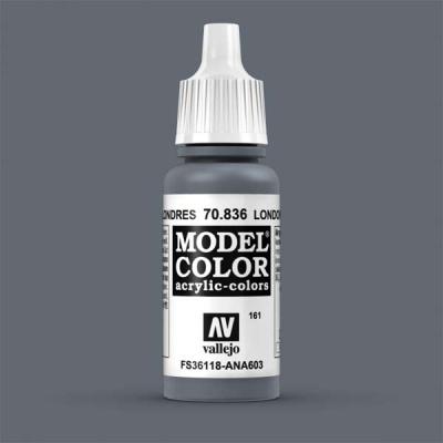 Model Color 161 London Grau (London Grey) (836)