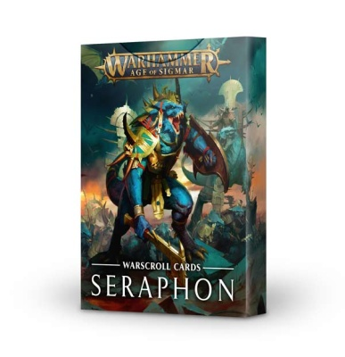 Warscroll Karten: Seraphon