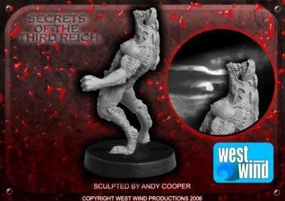 Jager Werewolf 'Wolfgang'