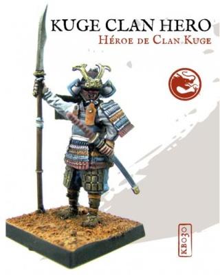 Kuge clan hero (1)