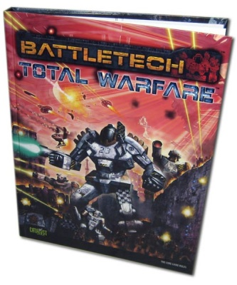 BattleTech: Total Warfare 2nd Edition