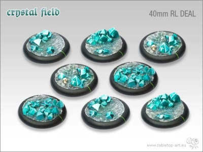 Crystal Field - 40mm RL Deal (8)